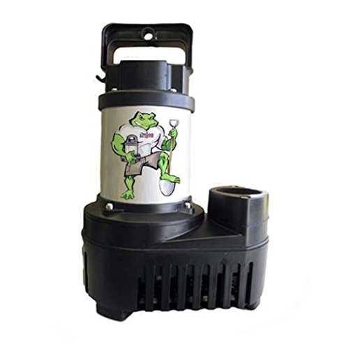Anjon Manufacturing Big Frog Eco-Drive BFED6500 - 6,500GPH Submersible Pump